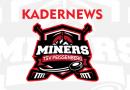 Miners verstärken sich in der Offensive – Fissekis kommt zu den Miners