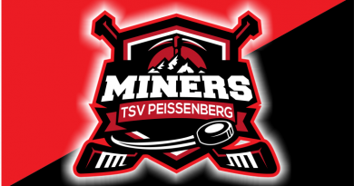 Miners gewinnen Derby gegen Mammuts mit 1:2 (1:0 – 0:2 – 0:0)