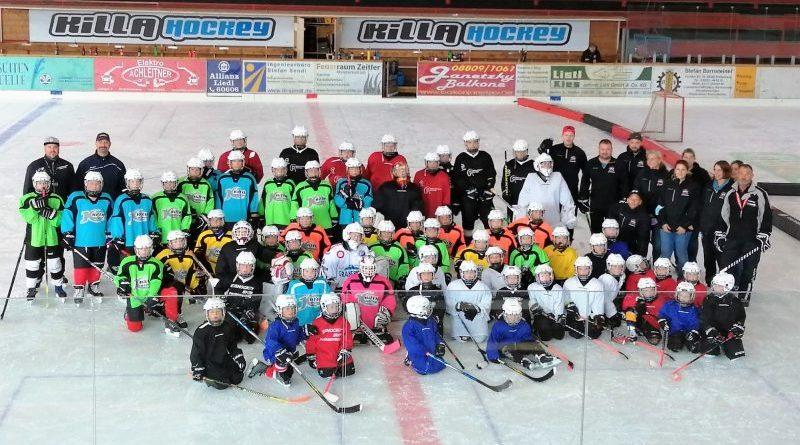 YoungMiners HockeyCamp 2021 – Das war sooooo cool!