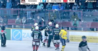 Miners gewinnen 10:0 (1:0-5:0-4:0) gegen den EC Pfaffenhofen